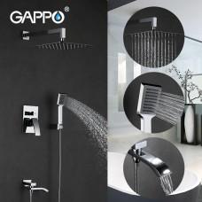 Душевая система Gappo G7107 скрытого монтажа