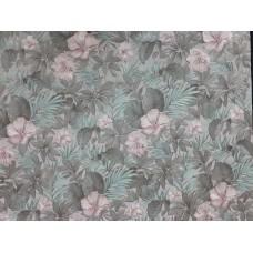 6131-4 Обои Erismann Яркие цветы (Салатовые)