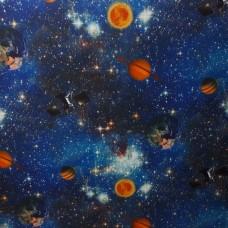 35009-1 Обои Solo Космос в детскую комнату Насыщенный