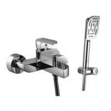 Однорычажный смеситель для ванны и душа ALI-CHR-85119SHK