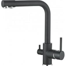 L4055B-3 Cмеситель с питьевой воды (Черный)