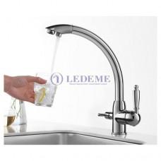 L4455-3 Смеситель для кухни с подключением к системе очистки воды