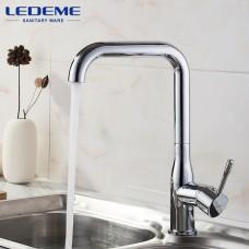 L4698 Cмеситель для кухни (Хром)