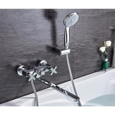 L2584 смеситель для ванны (Латунь)