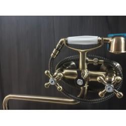 L2619-С смеситель для ванны (Бронза)