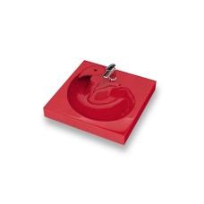 Умывальник Elmar R-05 Q17 Красный блеск
