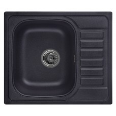 Кухонная мойка Granula 5801 (Черный)