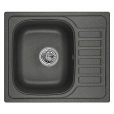 Кухонная мойка Granula 5801 (Графит)