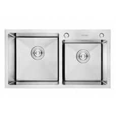 Кухонная мойка премиум Gerhans K37843-S