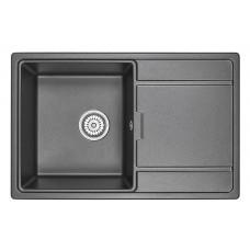 Кухонная мойка Granula GR-7804 (Черный)