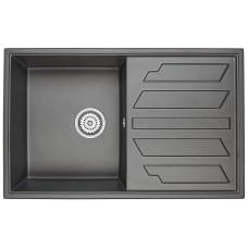 Кухонная мойка Granula GR-8002 (Черный)