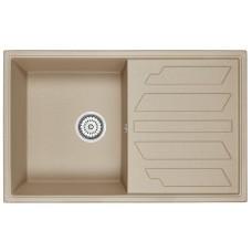Кухонная мойка Granula GR-8002 (Песок)