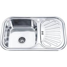 Кухонная мойка нержавейка L67549-L